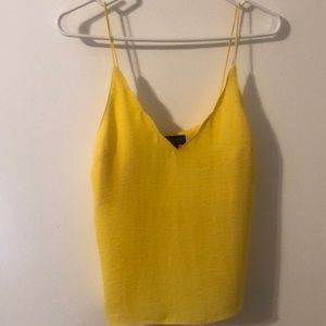 WORN ONCE TOP SHOP tank top